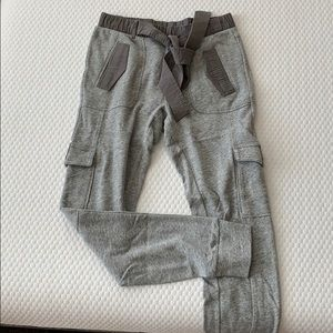 Grey State Cargo Joggers Size 0 - NWT